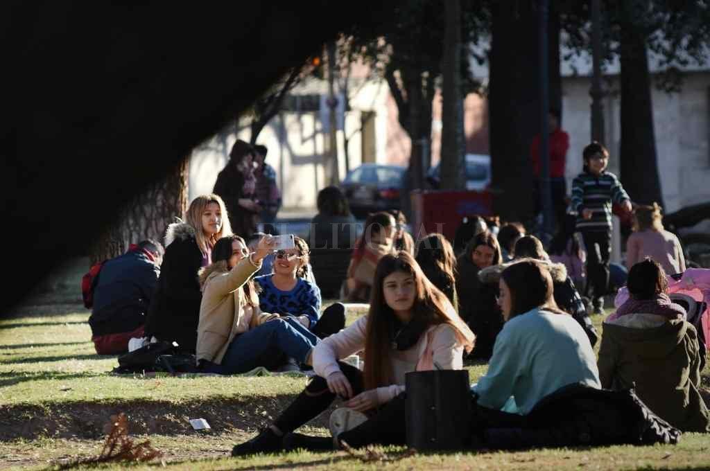 La ministra de Salud, Sonia Martorano, advirtió que la mayoría de los contagios se reproducen en el ámbito de las reuniones familiares y de amigos.       Crédito: Pablo Aguirre