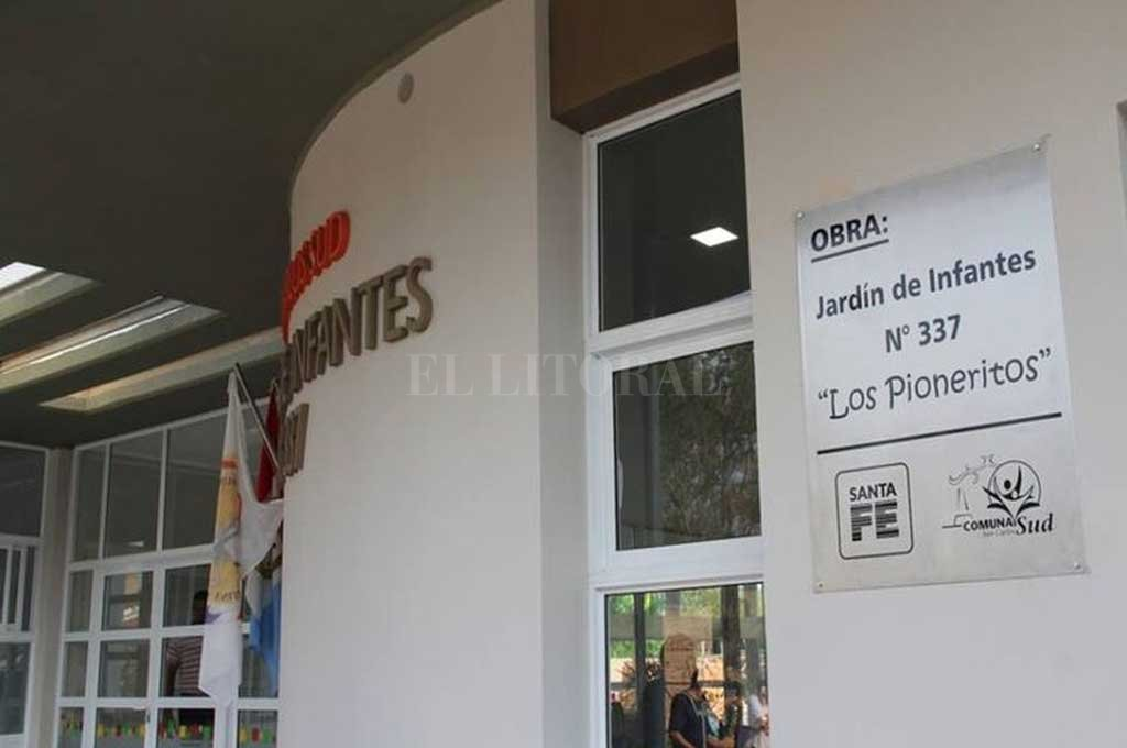 Ambas instituciones de esa localidad del departamento Las Colonias, forman parte desde 2019 del Programa Prosumidores. Crédito: Archivo El Litoral