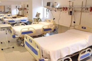 """Advierten que """"hay riesgo"""" de quedarse sin camas de terapia intensiva en Buenos Aires"""