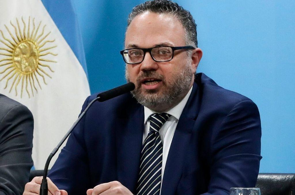 Matias Kulfas, ministro de Desarrollo Productivo. Crédito: Gentileza