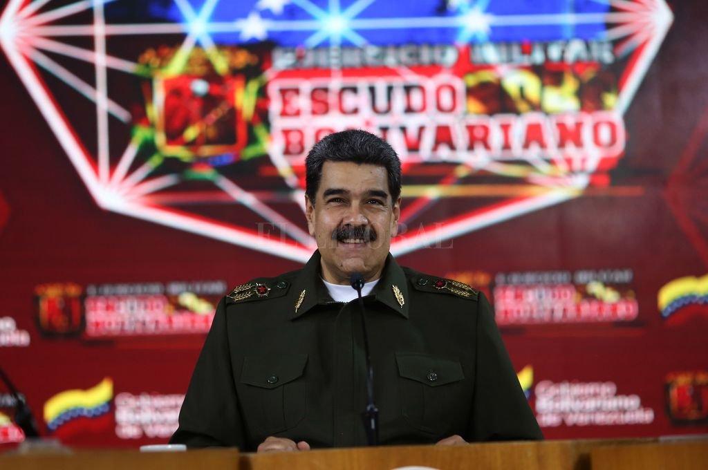 Nicolás Maduro, presidente de Venezuela Crédito: Agencia Xinhua
