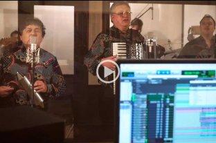 El nuevo video de Los Palmeras por el Día del Amigo
