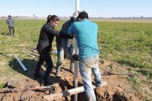 Perforan el lecho de la Setúbal en busca de restos paleontológicos
