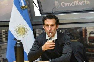 """Guillermo Chaves: la política exterior del Gobierno no tiene """"prejuicios ideológicos"""""""