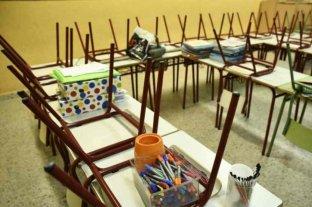 Los docentes particulares provinciales mantienen un paro por 48 horas -  -
