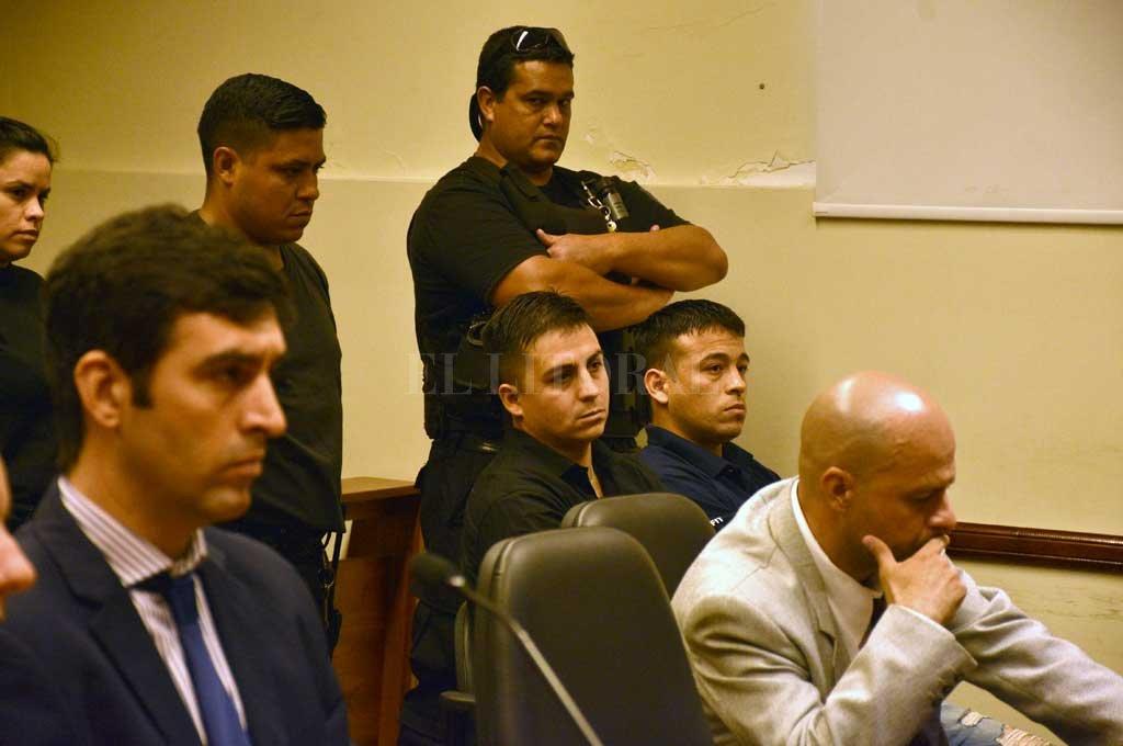 Fernández y Bergallo fueron hallados culpables en un juicio oral que terminó el 13 de diciembre del año pasado. Crédito: Guillermo Di Salvatore