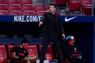 """El presidente del Atlético de Madrid le brindó su apoyó al """"Cholo"""" Simeone"""