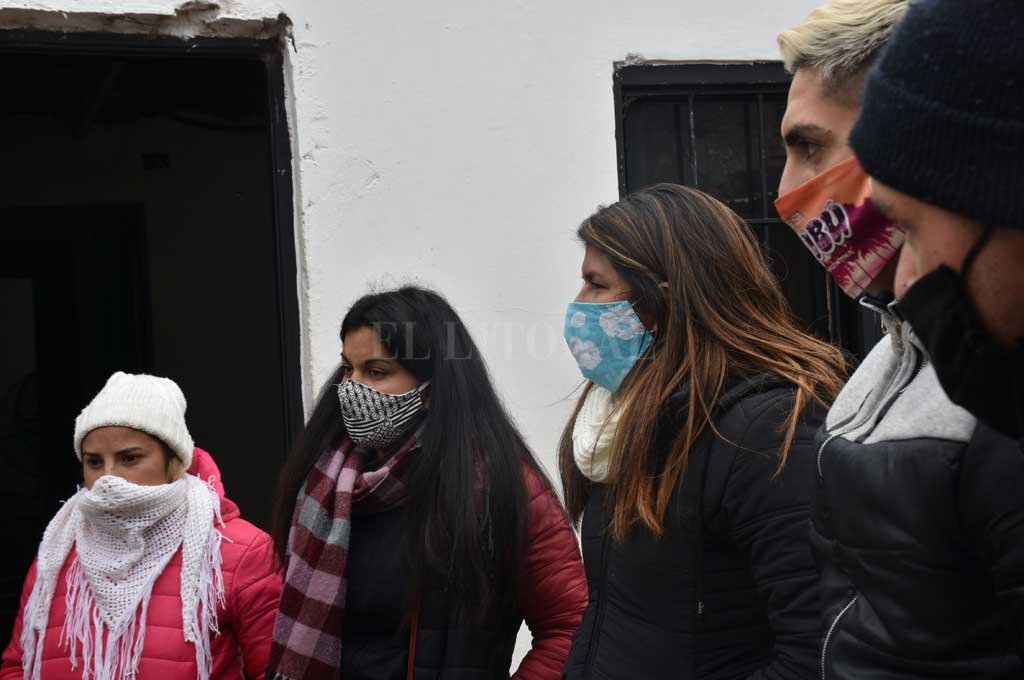 JUVENTUD. La mayoría de los jóvenes que integran la Agrupación Hechos de Barrio eran becarios del plan Nueva Oportunidad Crédito: Flavio Raina
