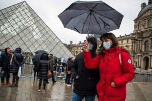 Francia aumenta los controles policiales para asegurar el uso de la mascarilla -  -