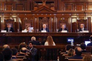 La reforma judicial nace bajo el signo de la desconfianza