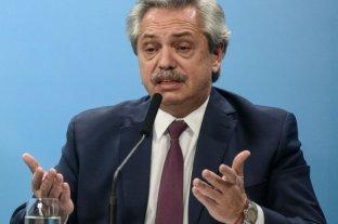 Alberto Fernández anuncia obras para 5 provincias