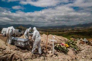 México superó los 74 mil muertos por coronavirus