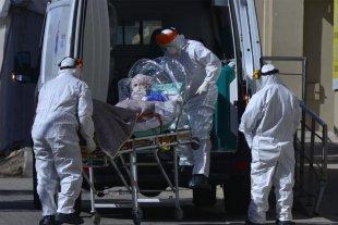Reportaron 52 nuevas muertes por coronavirus en Argentina - Imagen ilustrativa. -
