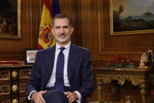 España: el rey Felipe aislado por sospechas de coronavirus