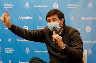 """Arroyo: """"El plan pospandemia es vincular planes sociales con trabajo"""""""