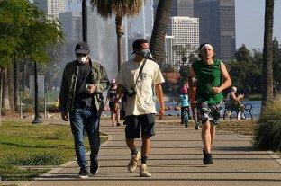 California, es el estado más afectado de EEUU por el coronavirus