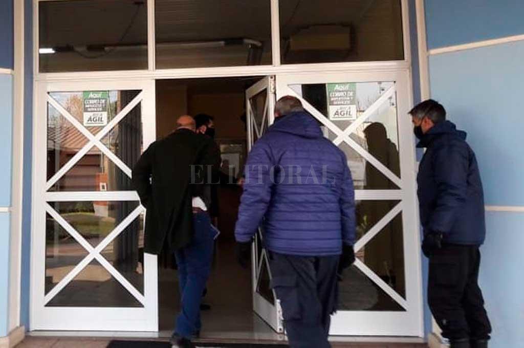 El profesional se encuentra detenido desde el 26 de junio, cuando allanaron la clínica donde trabajaba. Crédito: El Litoral