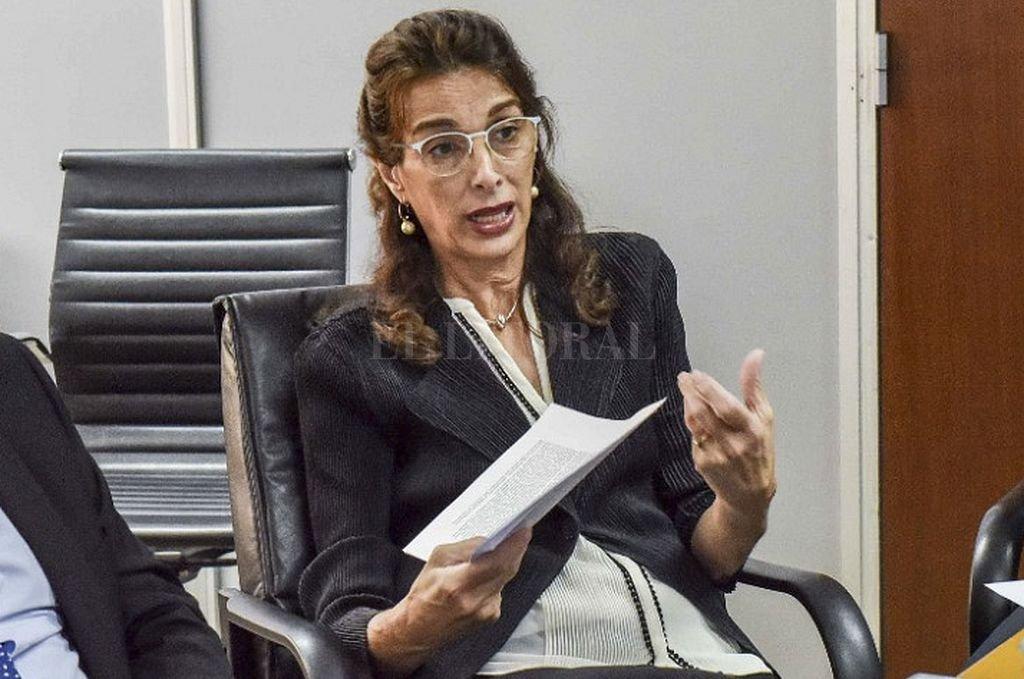 María Eugenia Bielsa. Crédito: NA