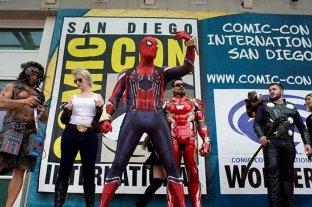 Comenzó la Comic - Con de San Diego y se puede acceder online y gratis