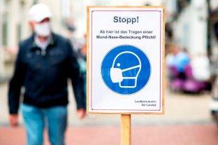 Alemania registra 879 nuevos casos de coronavirus