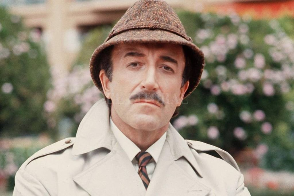 Sellers caracterizado como el inspector Closeau. Crédito: Archivo