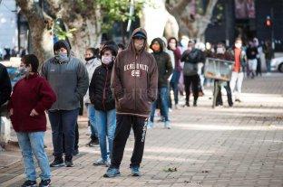 """Águila: """"El virus no está en la calle, sino en la gente"""""""