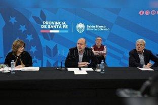Pedidos de Santa Fe ante el gobierno central para un desarrollo equilibrado