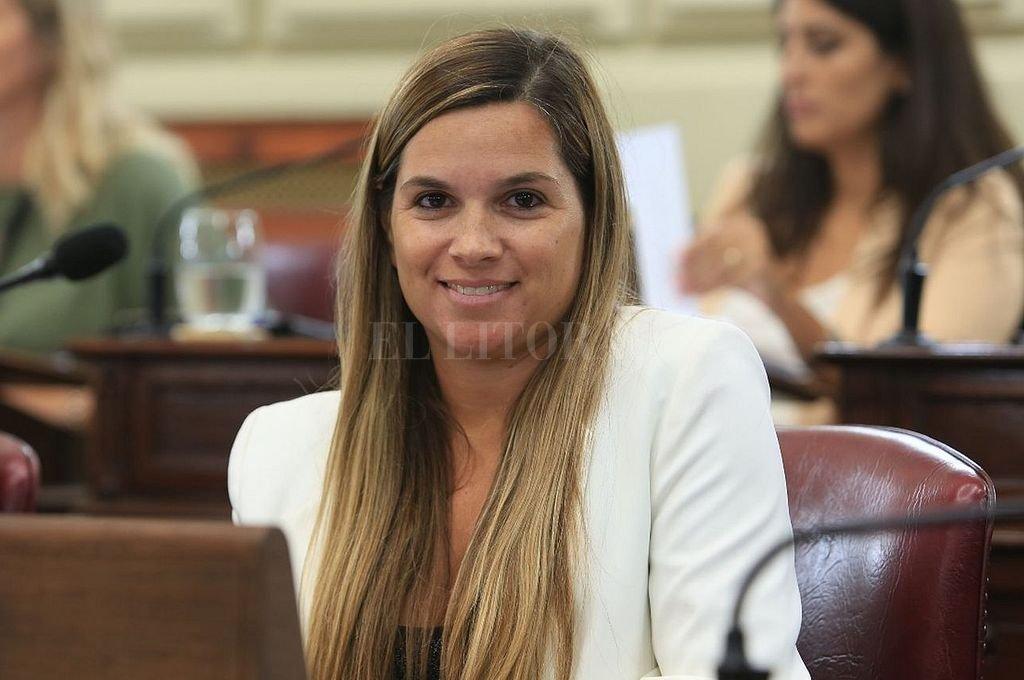 Lorena Ulieldin. Crédito: Archivo El Litoral
