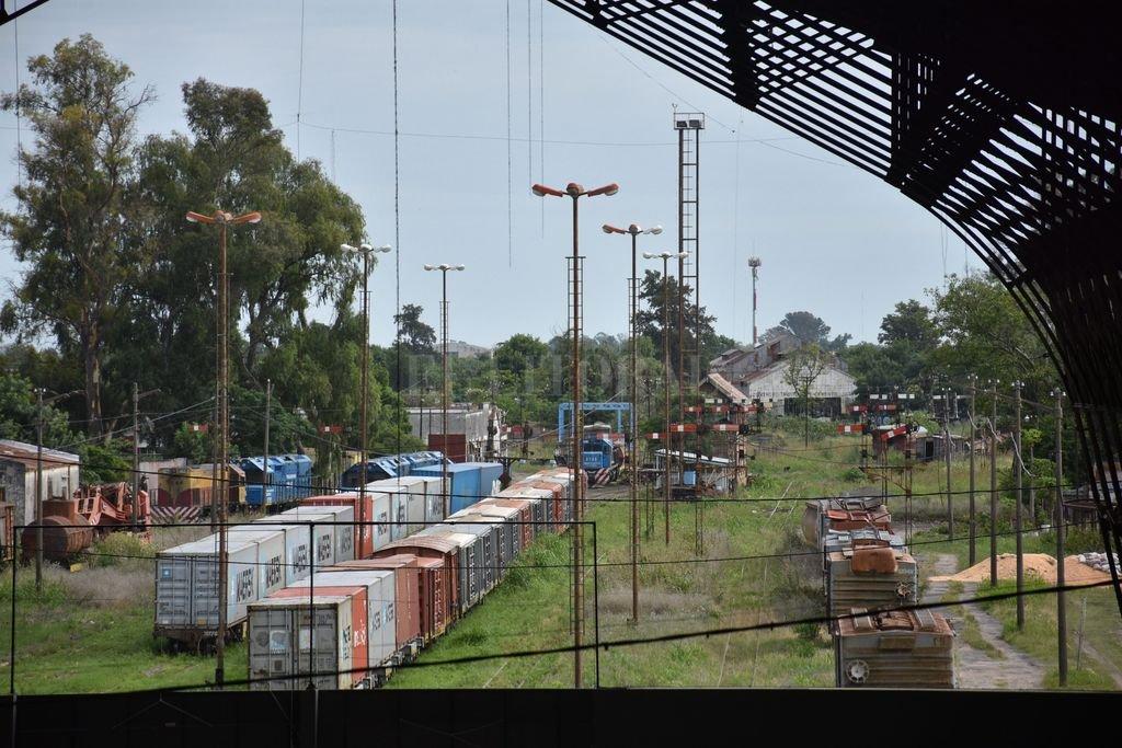 El predio detrás de la ex Estación Belgrano -unas 24 hectáreas de tierras fiscales- sigue estando en la agenda pública. Crédito: Flavio Raina / Archivo El Litoral