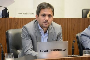 """Simoniello: """"Buscamos llevar tranquilidad a las personas que alquilan"""""""