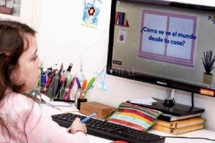 """""""Profe, le mando la tarea"""": El 75% del  vínculo escolar es envío de actividades"""