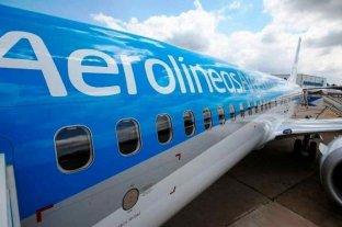 Con descuentos, Aerolíneas vende pasajes para cuando se reactive el sector
