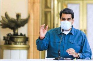 Maduro afirma que Venezuela desarrolló un fármaco que anula el Covid-19 -  -