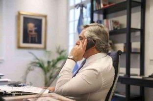 El Presidente se comunicó con la madre de Facundo Astudillo Castro