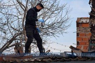 Palos, piedras, balas y fuego: una familia asolada por delincuentes