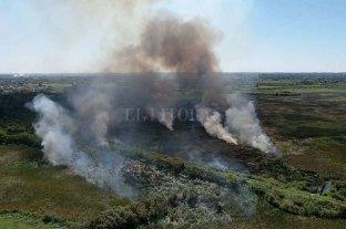 """Marcos Cleri: """"Las quemas son por la codicia de algunos a costa de un ecocidio"""""""