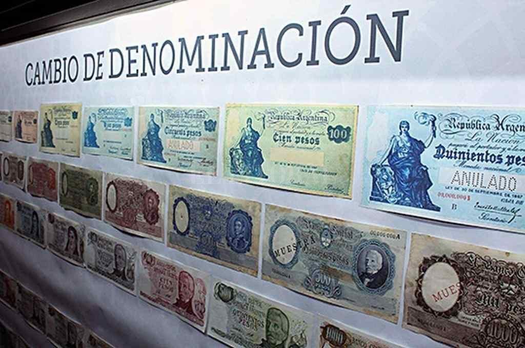 La depreciación de la moneda tiene una larga historia y una causa definida: la emisión como fuente de financiamiento del gasto.     Crédito: Archivo El Litoral