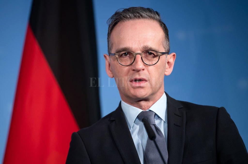 Heiko Mass, Ministro de Exteriores de Alemania Crédito: dpa
