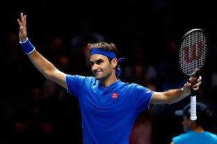 Federer planea regresar al tenis en el abierto de Australia del año próximo