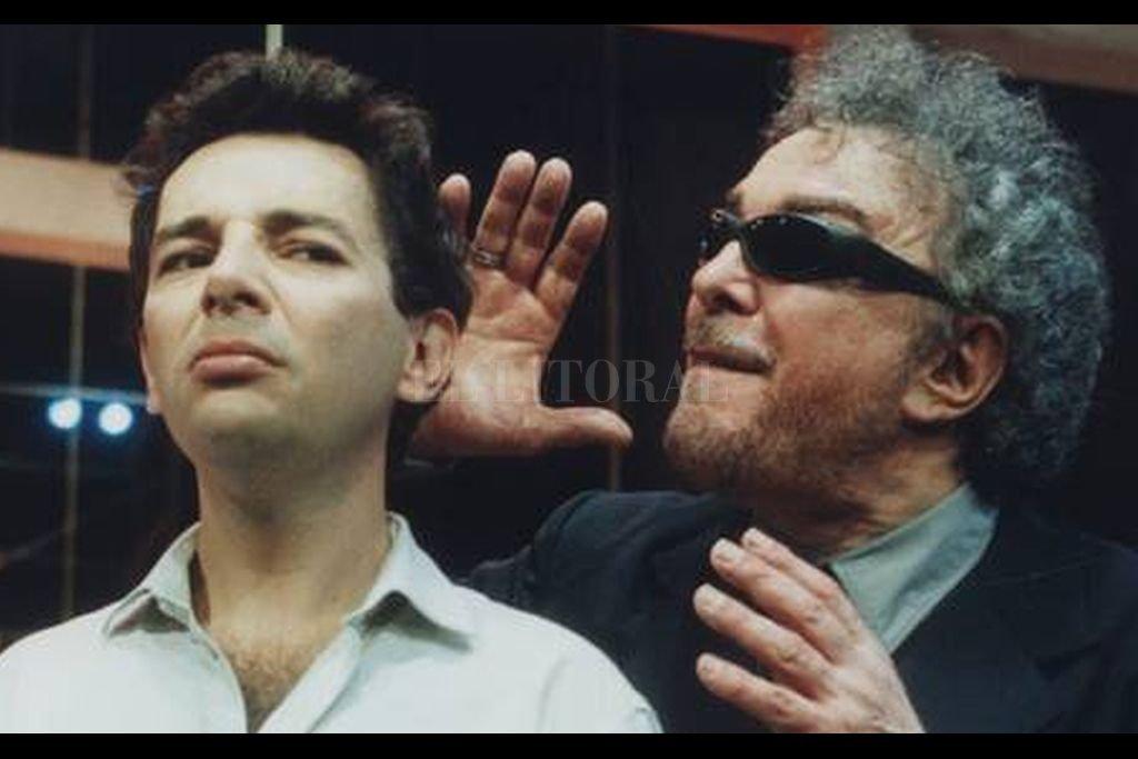 La obra de George Tabori, que fue estrenada en 2003 en la sala Martín Coronado del Teatro San Martín, protagonizada por Alfredo Alcón se podrá apreciar a través de las plataformas Cultura en Casa y la web del Complejo Teatral de Buenos Aires el sábado 1 de agosto a las 20, con acceso gratuito. Crédito: Gentileza producción