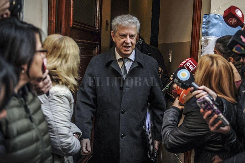 Entre los integrantes está el abogado de Cristina Fernández de Kirchner, Carlos Beraldi. Crédito: Captura digital