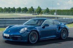 El estandarte de Porsche