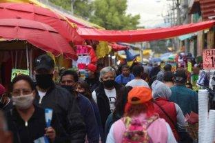 México roza el medio millón de casos de coronavirus