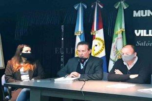 """Marcón: """"es de urgente necesidad que la provincia reanude la obra puente sobre el río Paraná Miní"""""""