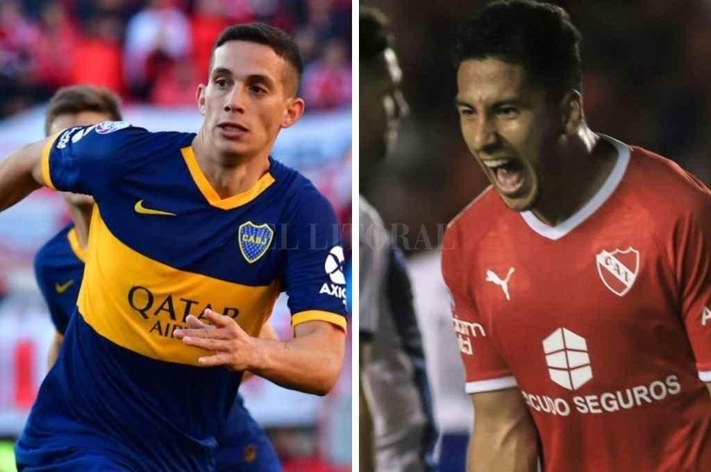 """Iván Marcone es el jugador de Boca que pretende Independiente. Cecilio Domínguez está en conflicto con el """"Rojo"""" y fue ofrecido al """"Xeneize"""".    Crédito: Archivo"""