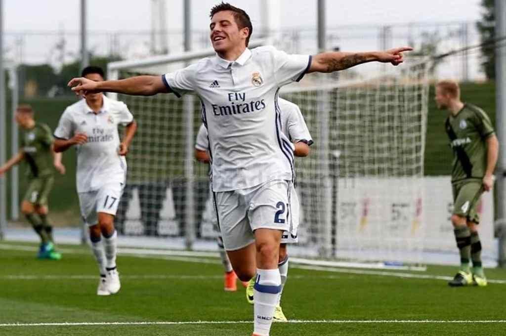 """El delantero de 22 años tiene grandes chances de jugar en la """"Academia"""".     Crédito: Archivo"""