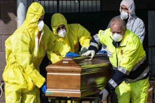 Ya hay más de 700 mil muertos por coronavirus en el mundo