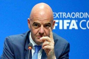 Gianni Infantino, presidente de la FIFA, dio positivo por coronavirus