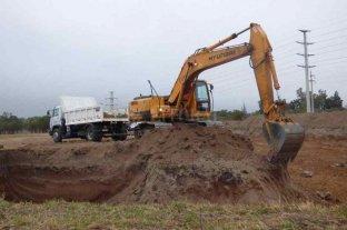 Basura en la Costa: elevan el terreno donde estará la Planta de transferencia