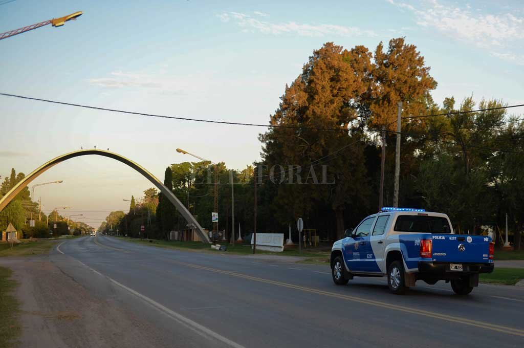 Oscar Noroña (44) fue detenido en enero, cuando reconoció a la fiscal que conocía al imputado por abuso, porque lo atendía en su consultorio particular. Crédito: Archivo El Litoral